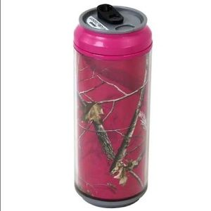 Cool Gear 16oz- Pink Realtree APC Design - Can